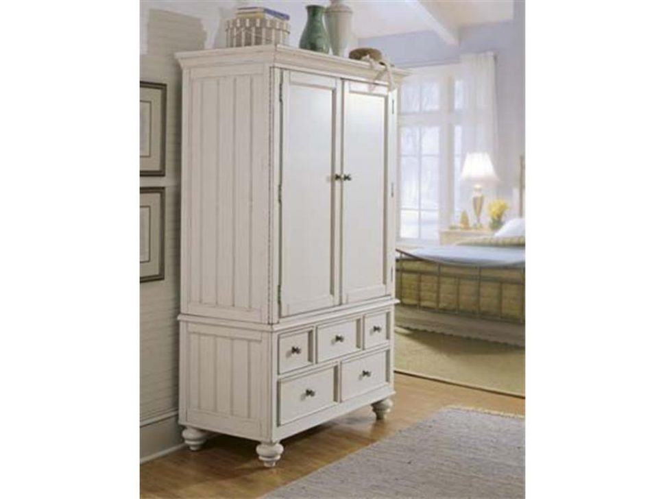 Image of: Small Tall Armoire