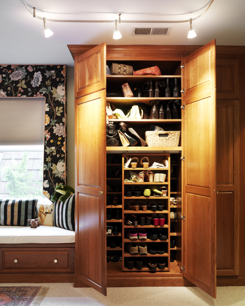 Image of: Solutions Shoe Armoire