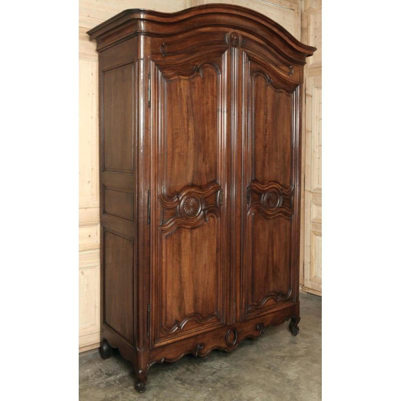 Image of: System French Country Armoire