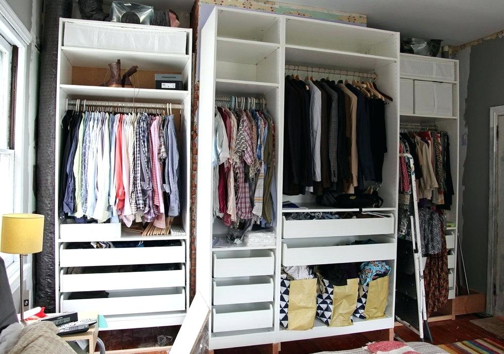Picture of: System Wardrobe Armoire Ikea