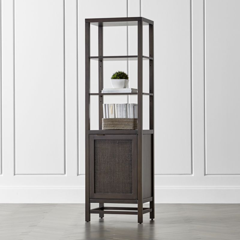 Picture of: Tall Entryway Armoire