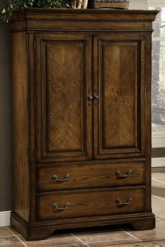 Image of: Traditional Bedroom Set with Armoire