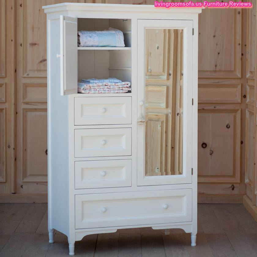 Image of: Traditional Children's Armoire Wardrobe