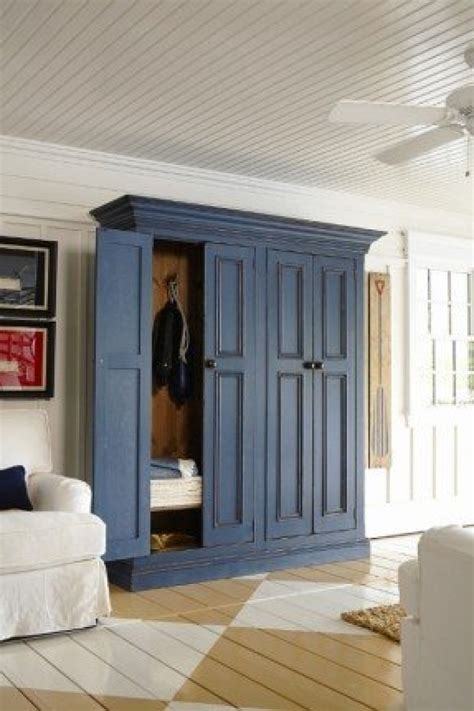 Picture of: Traditional Entryway Armoire
