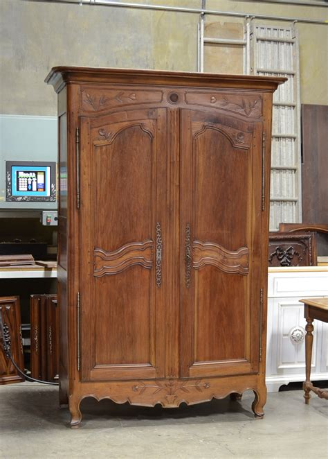 Image of: Traditional French Country Armoire