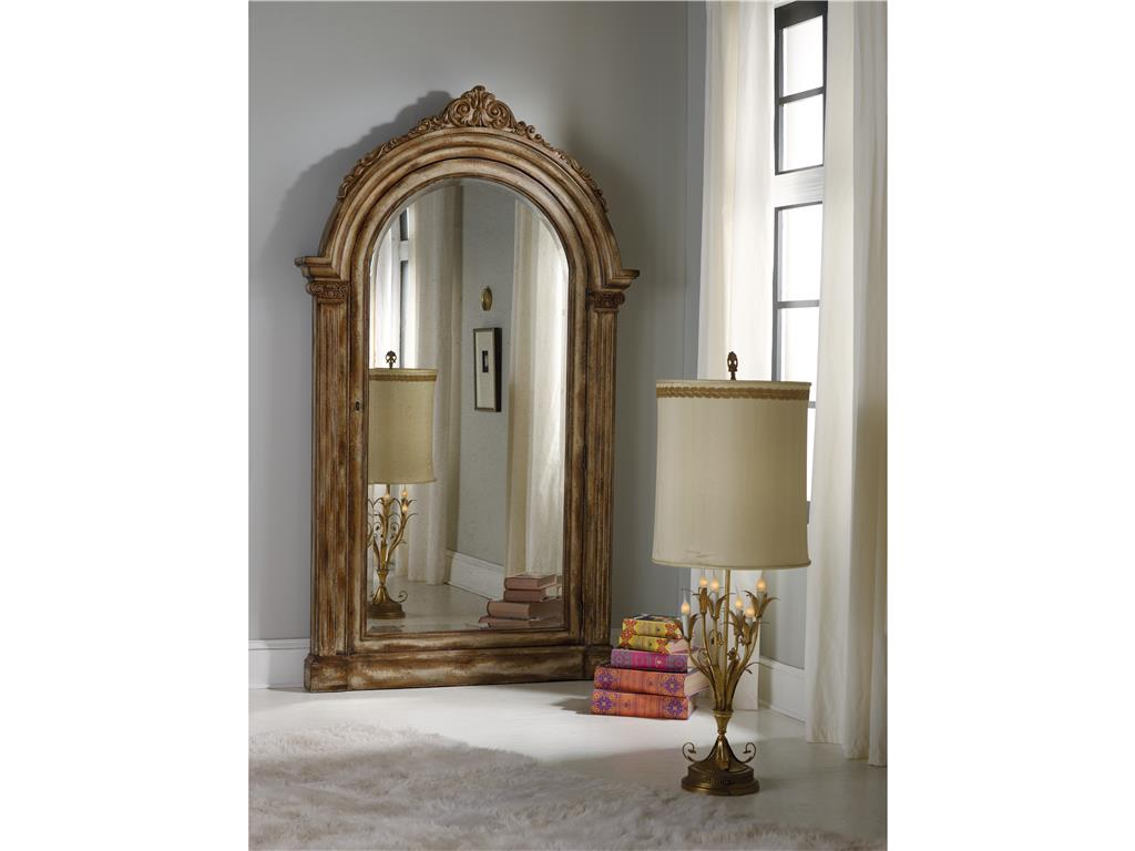 Image of: Traditional Mirror Jewelry Armoire