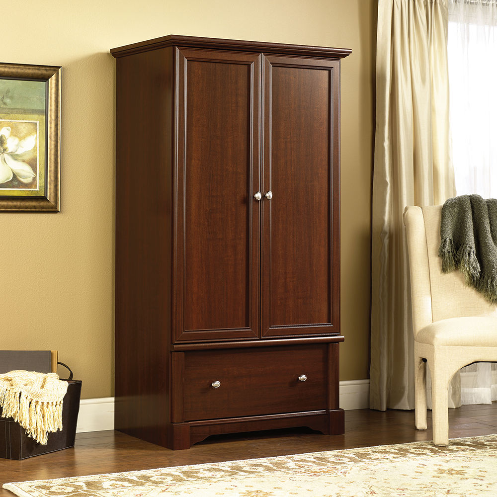 Image of: Unique Closet Armoire