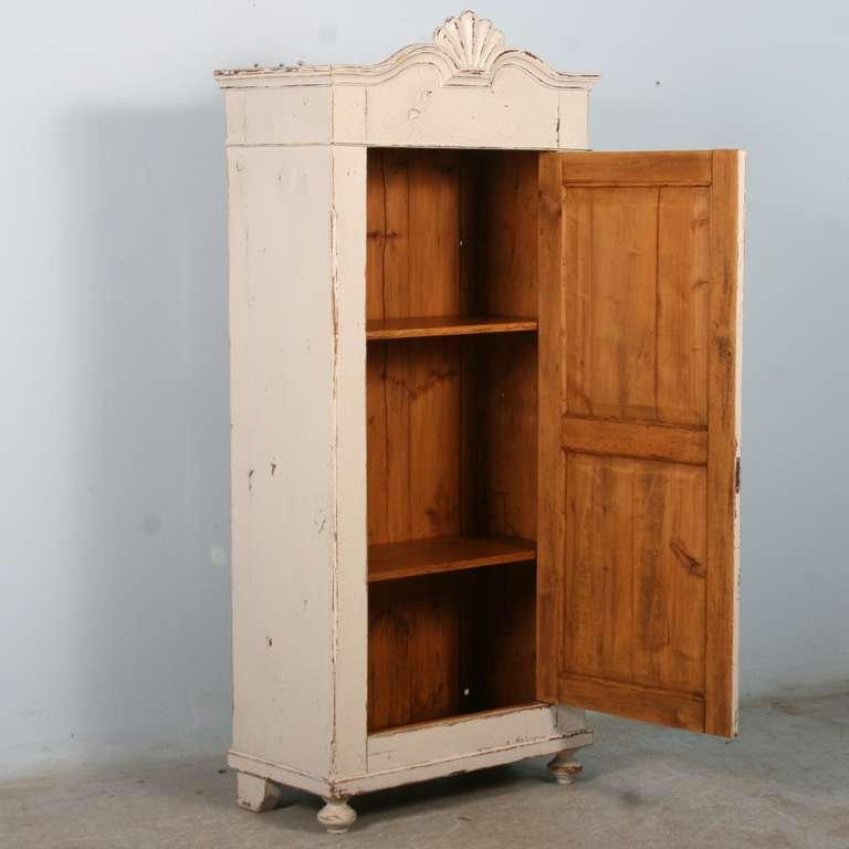 Image of: Unique Narrow Armoire