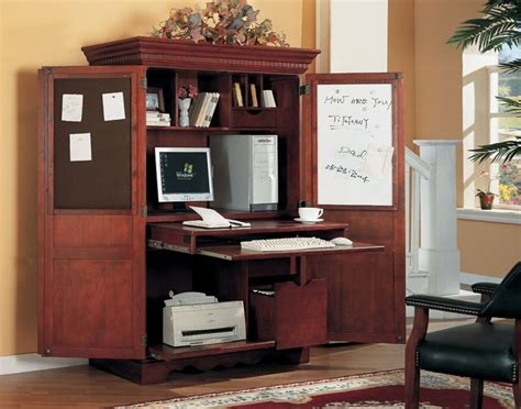 Picture of: Unique Office Armoire