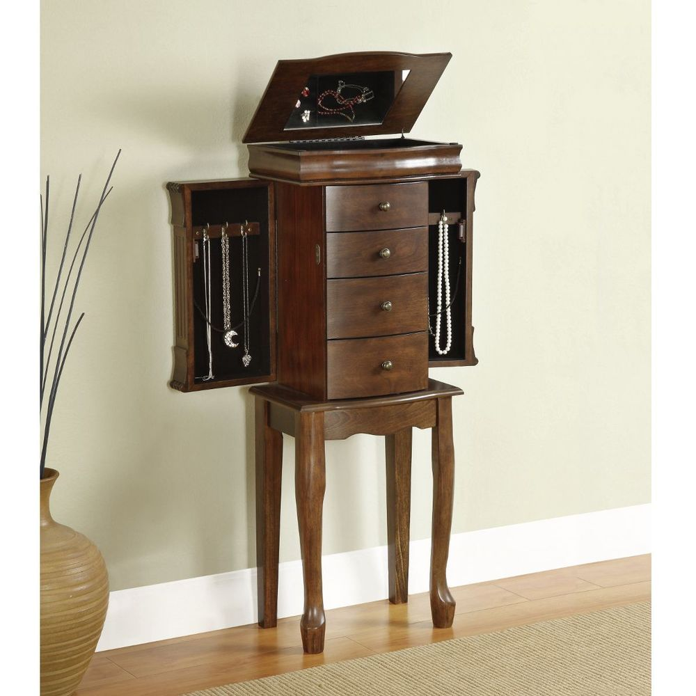 Unique Tall Armoire