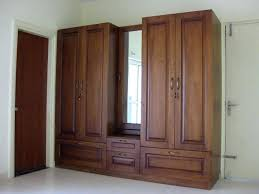 Picture of: Unique Wood Armoire Wardrobe