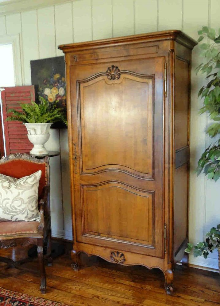 Image of: Unusual Narrow Armoire
