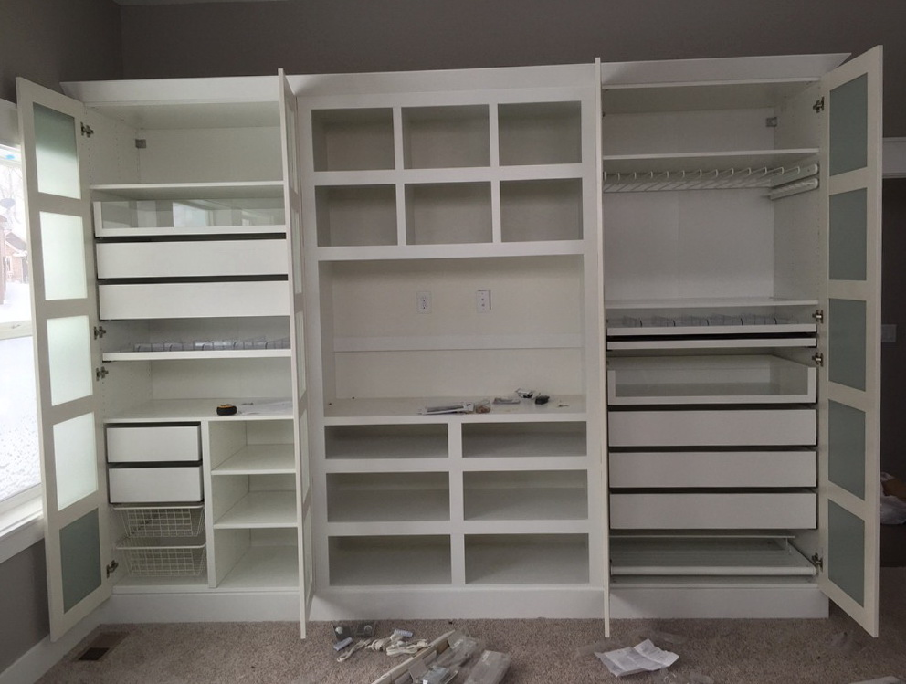 Picture of: Wardrobe Armoire Ikea Plan