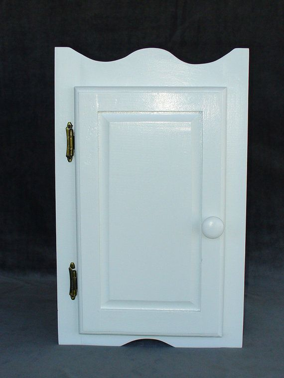 White American Girl Armoire