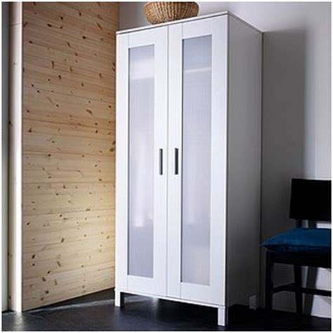 White Wardrobe Armoire Ikea