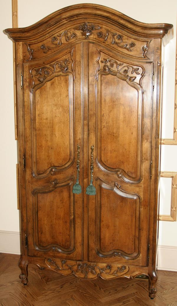 Picture of: Wonderful Henredon Armoire