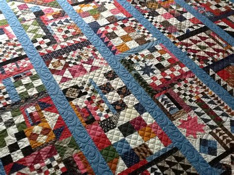 Picture of: Amazing Scrap Quilt Patterns