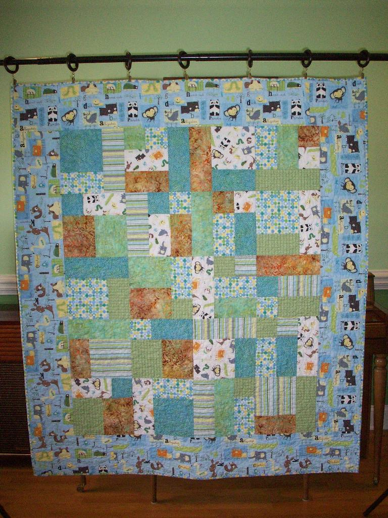 Picture of: Animals Baby Quilt Designs