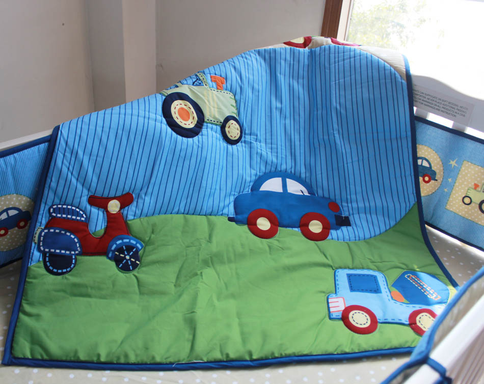 Picture of: Applique Baby Quilt Patterns Car