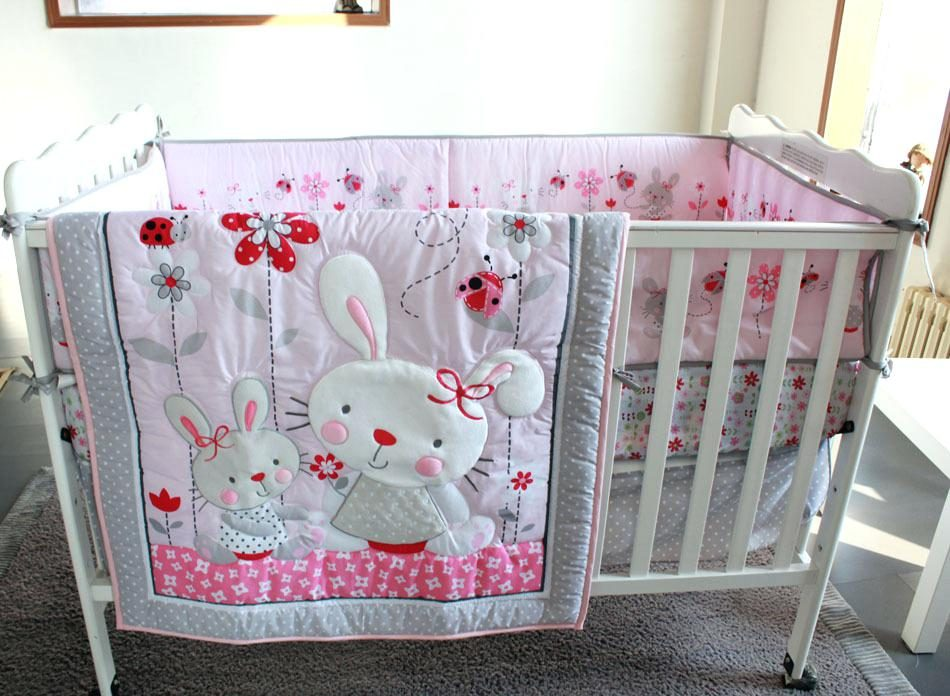 Picture of: Applique Baby Quilt Patterns Rabbit
