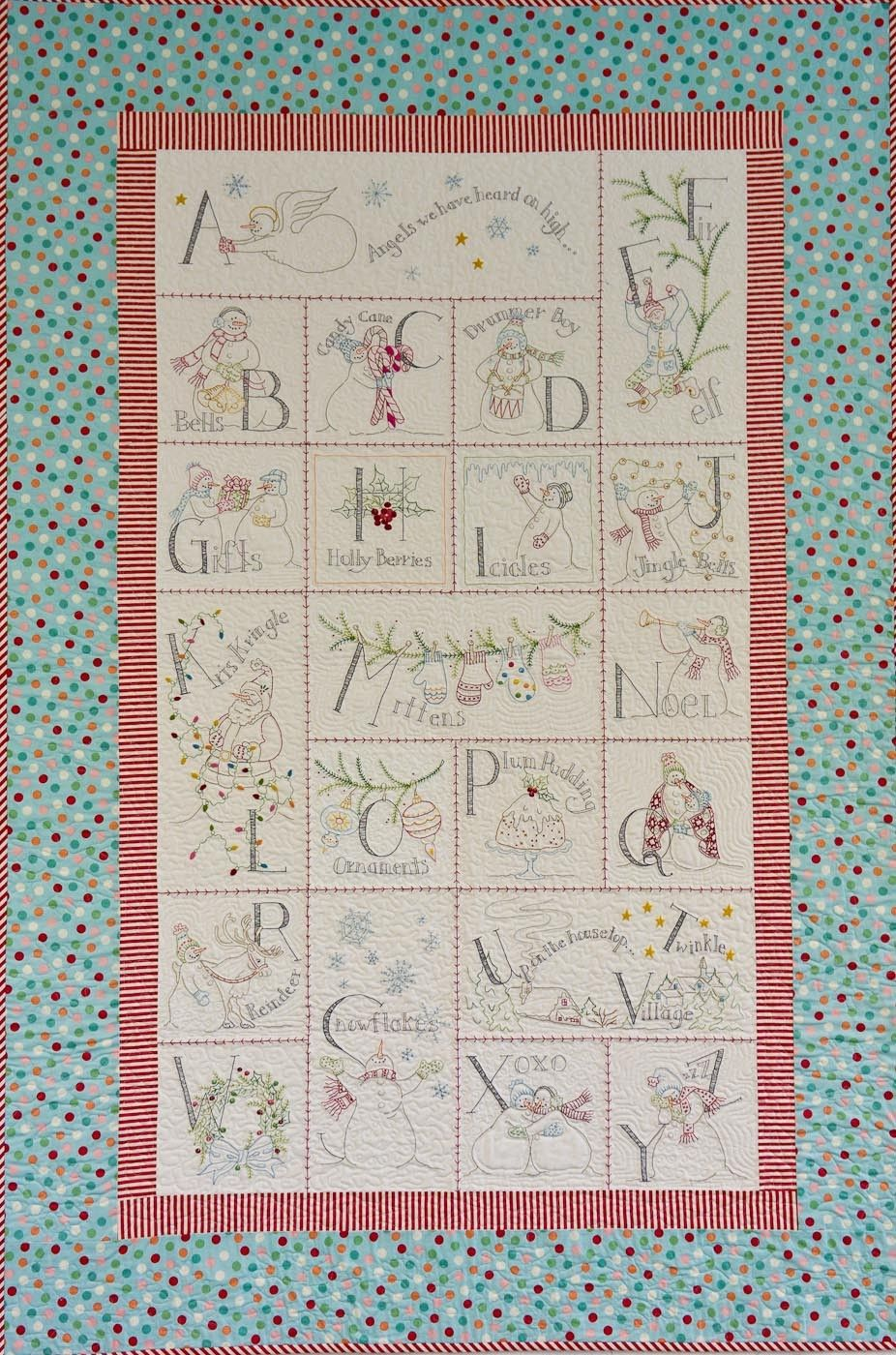 Picture of: Applique Embroidery Quilt Patterns