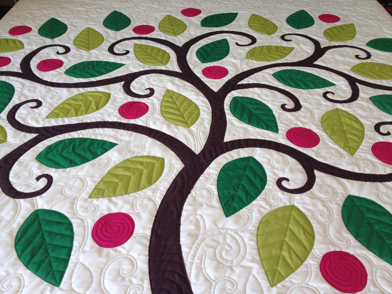 Picture of: Applique Quilt Patterns Ideas
