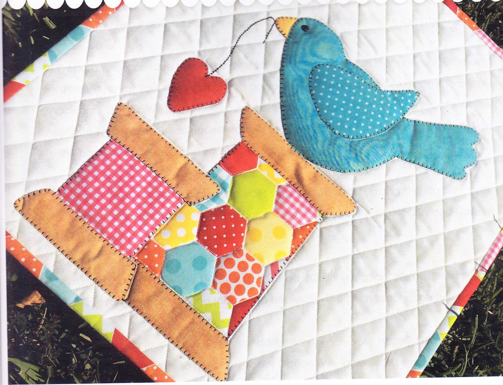 Applique Quilt Patterns Simple