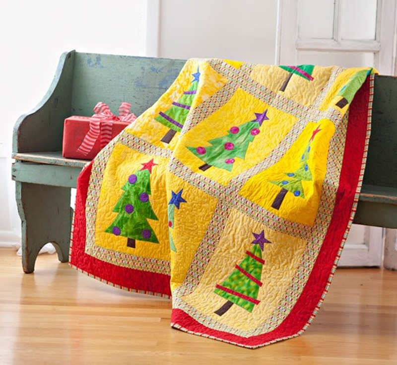 Attractive Christmas Quilt Patterns