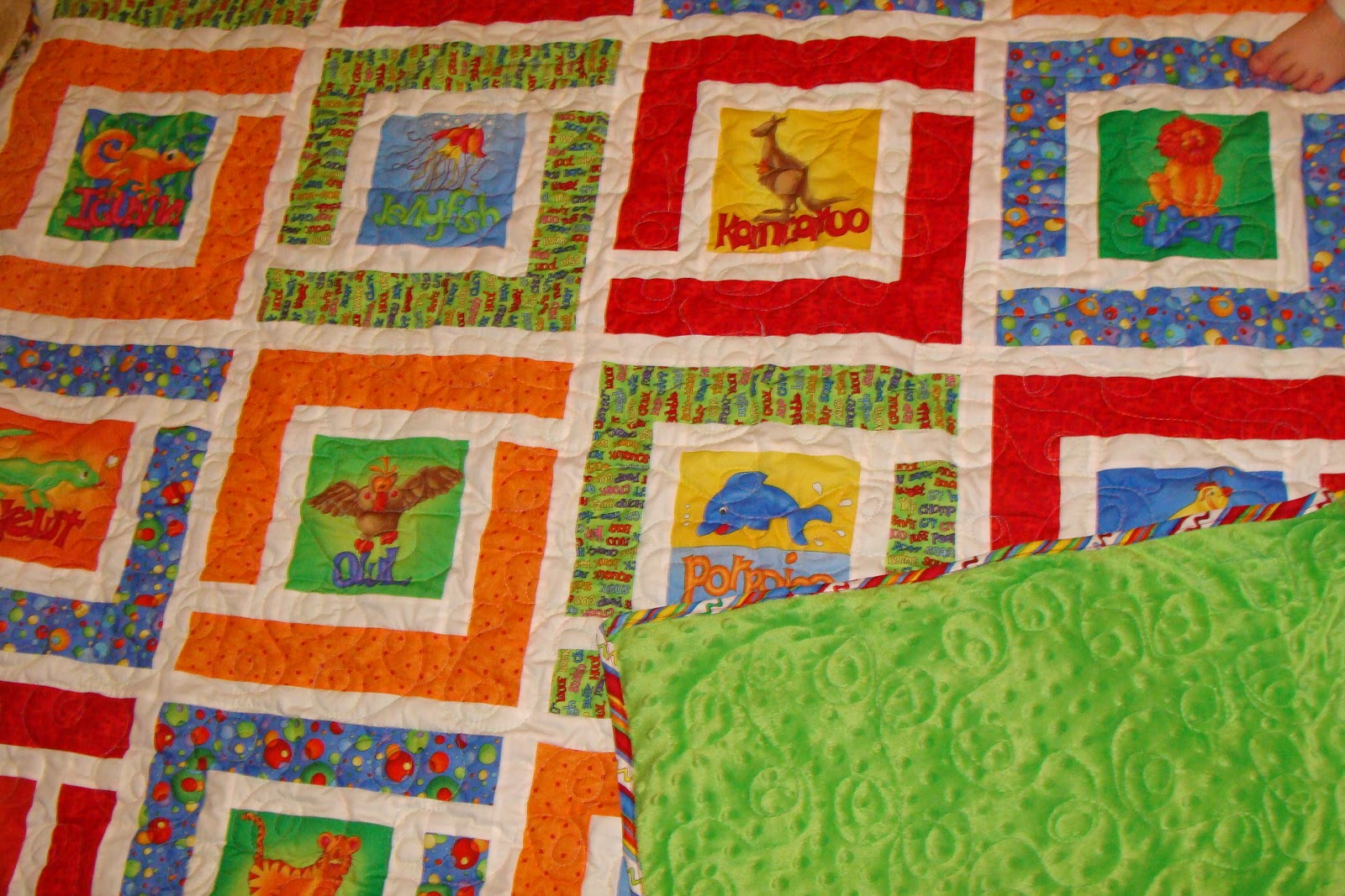 Picture of: Baby Blanket Quilt Patterns Fabric