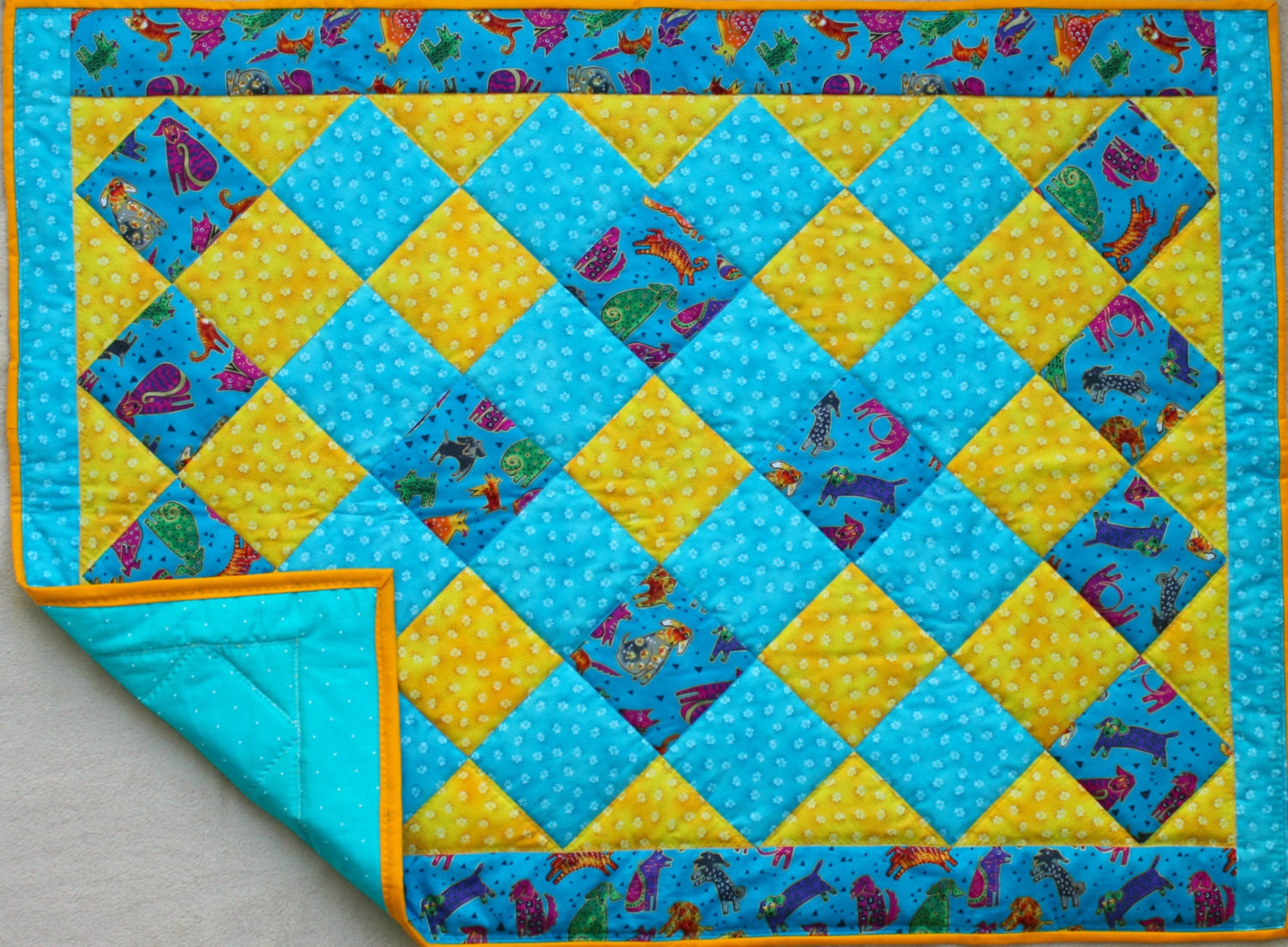 Picture of: Baby Blanket Quilt Patterns Homemade