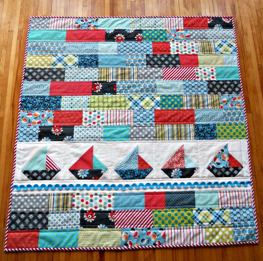 Picture of: Baby Boy Quilt Ideas Style