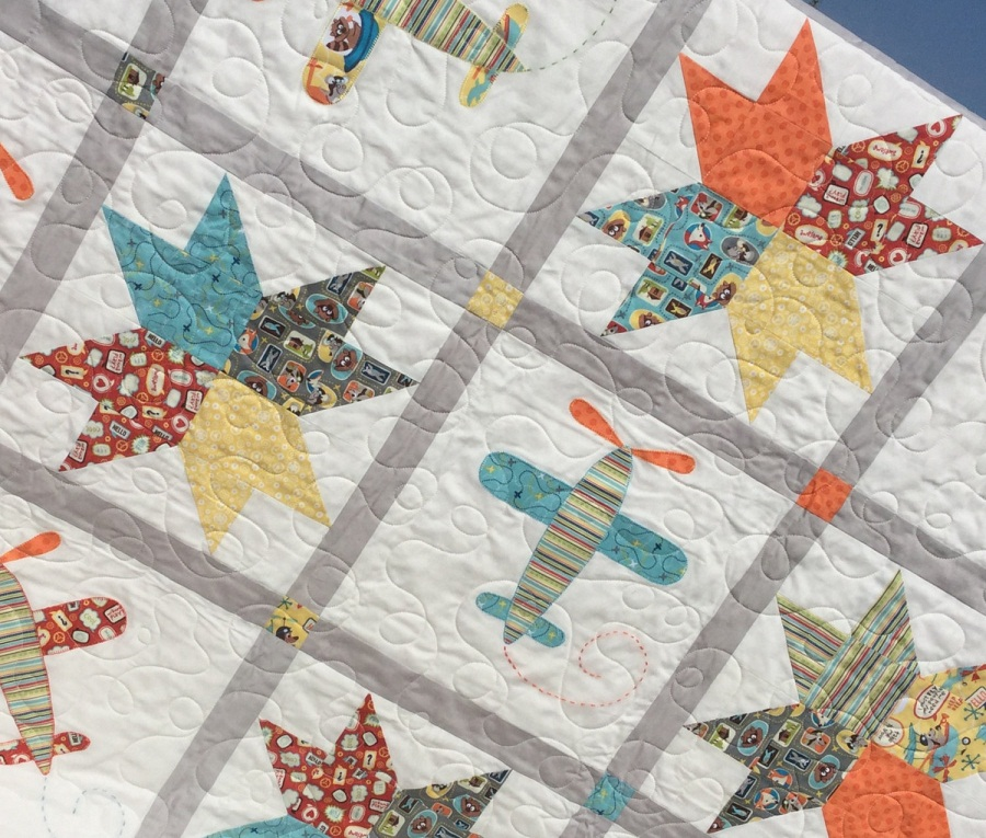 Image of: Baby Boy Quilt Kits Pinterest