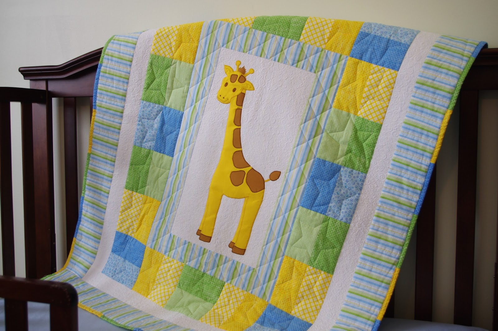 Picture of: Baby Boy Quilt Patterns Free Easy Quick