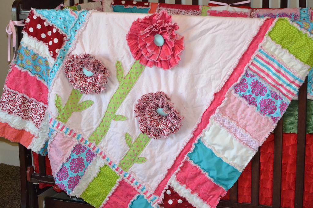 Picture of: Baby Flower Quilt Patterns