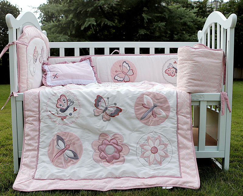Image of: Baby Girl Quilt Kits Color