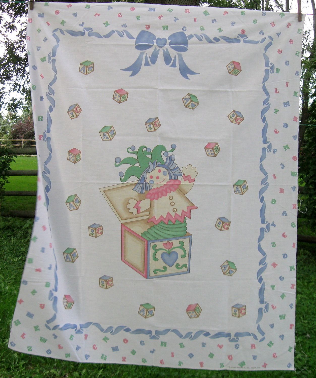 Picture of: Baby Quilt Panels Wholesale
