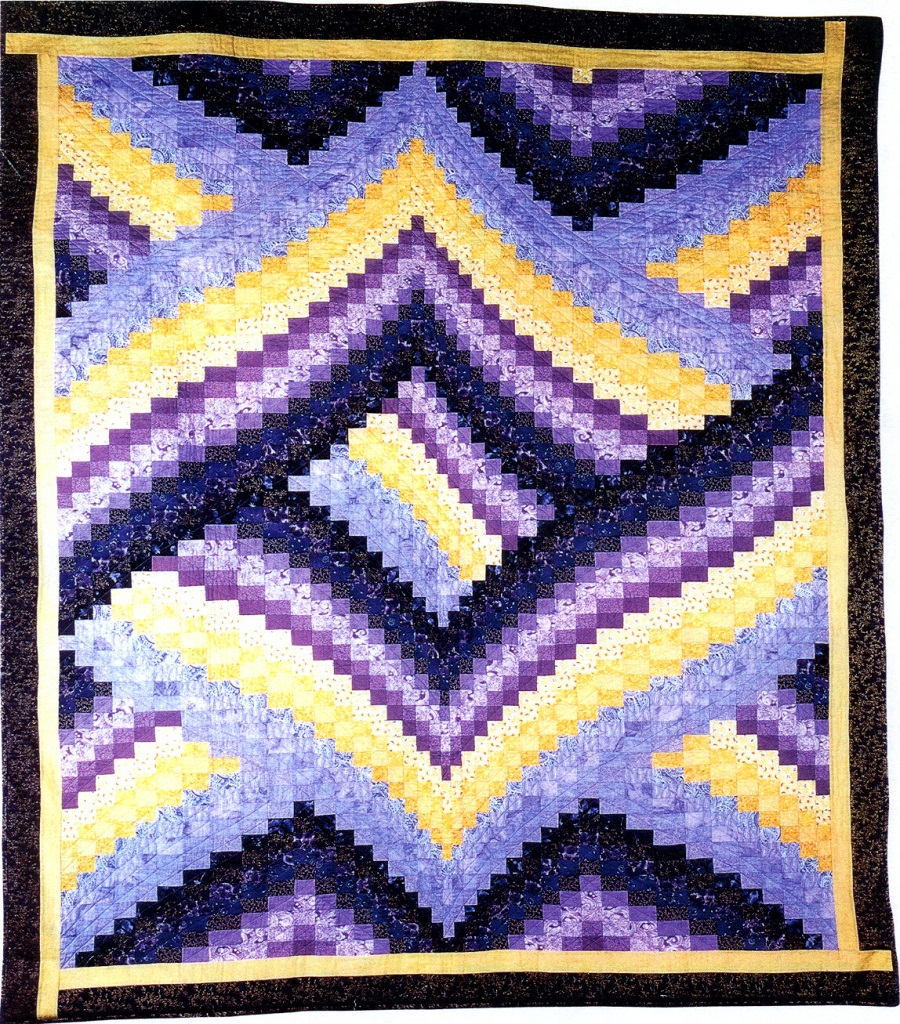 Bargello Quilt Pattern Ideas