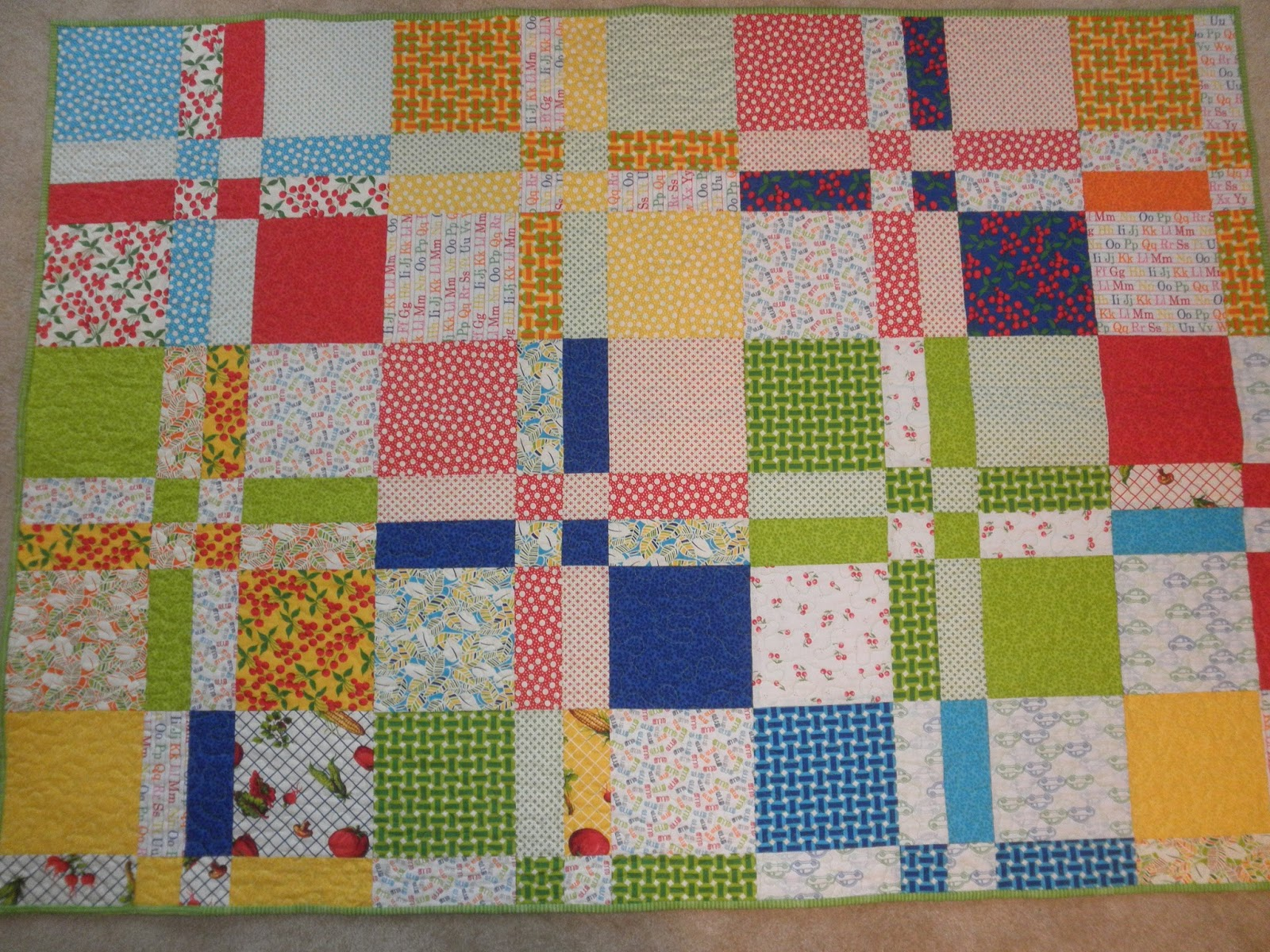 Beautiful Quilt Patterns for Beginners