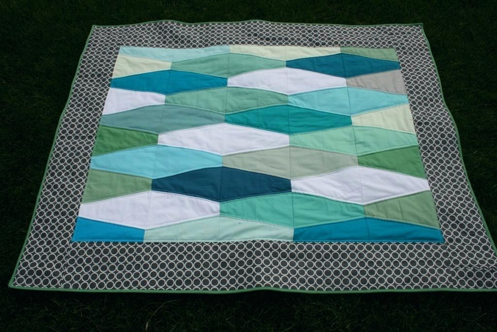 Image of: Best Baby Boy Quilt Kits