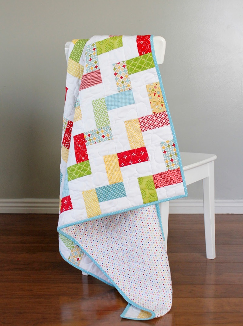 Image of: Best Design Baby Quilts Patterns
