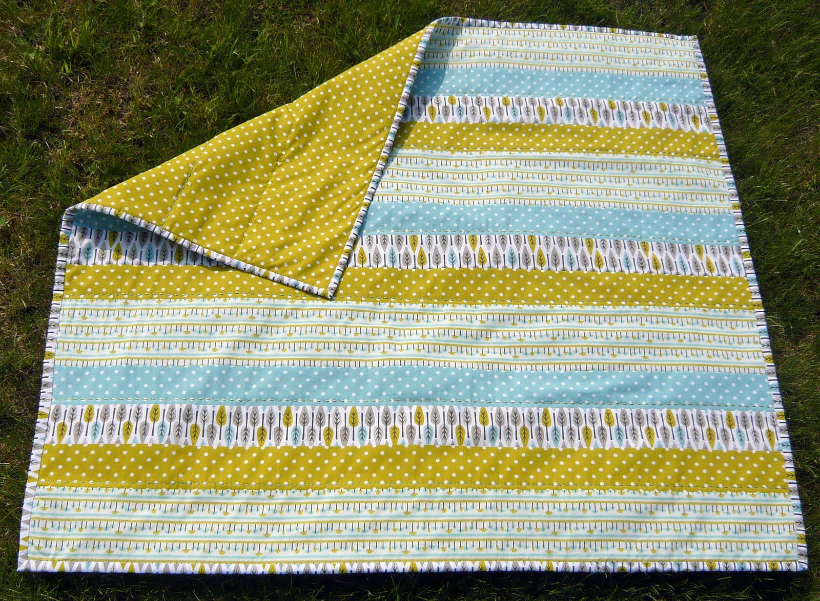 Picture of: Best Simple Baby Quilt