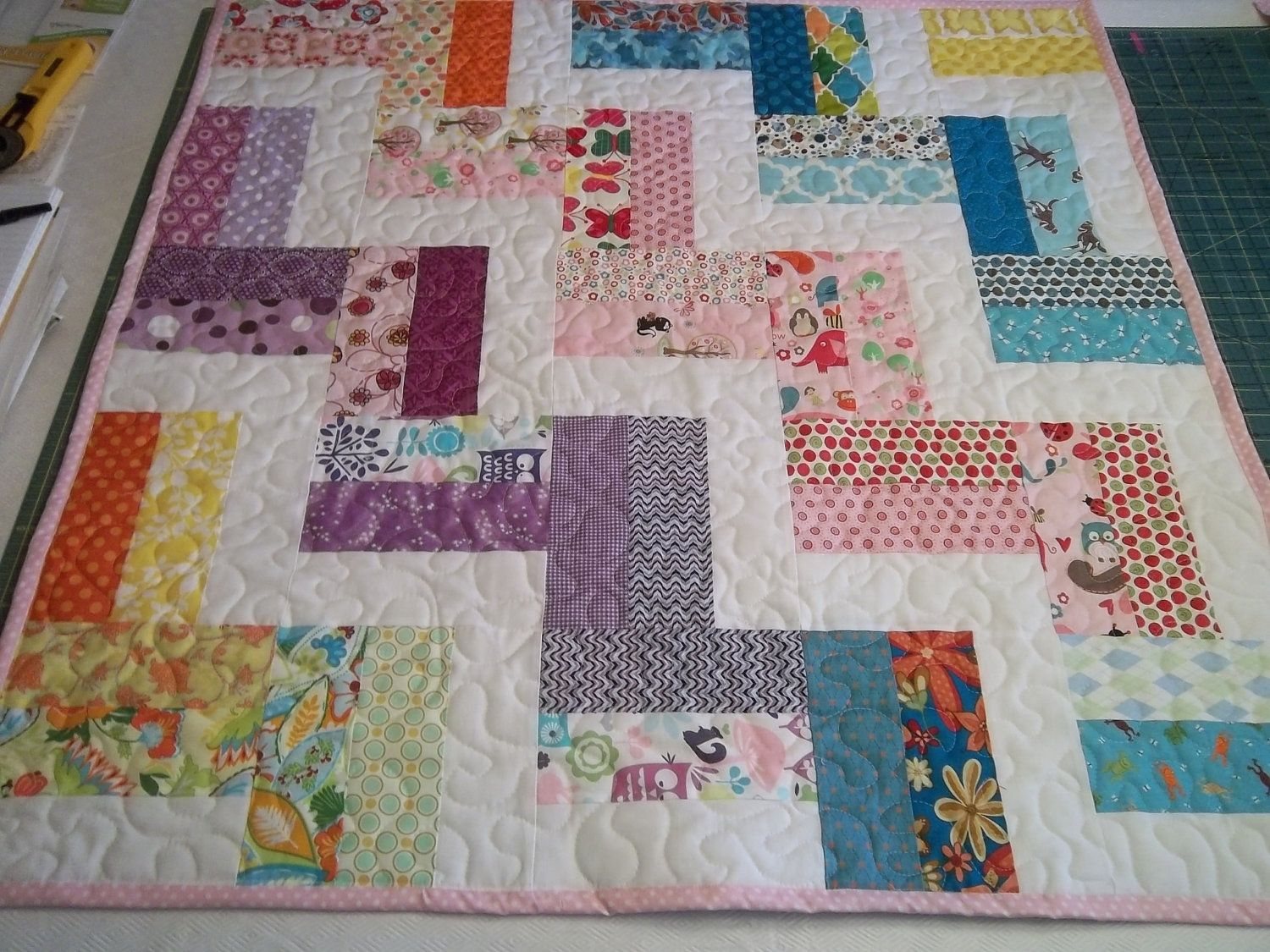 Picture of: Best and Simple Baby Quilt Patterns