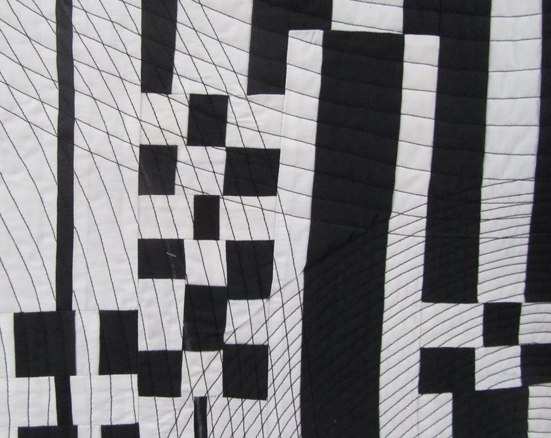 Black And White Quilt Patterns Modern