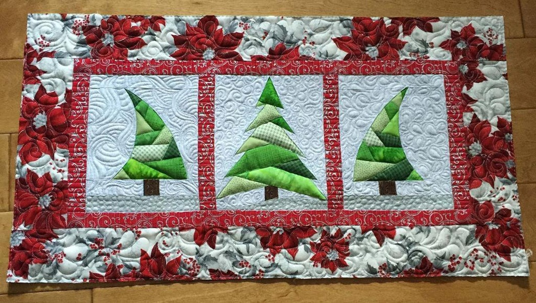 Picture of: Christmas Quilt Patterns Images