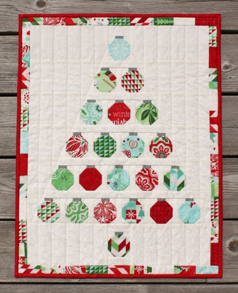 Picture of: Christmas Quilt Patterns