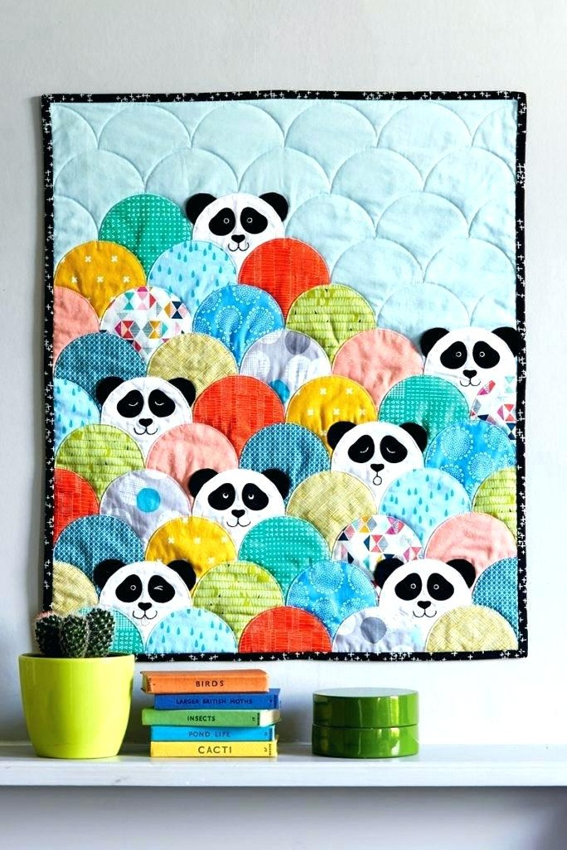 Picture of: Contemporary Modern Quilt Patterns