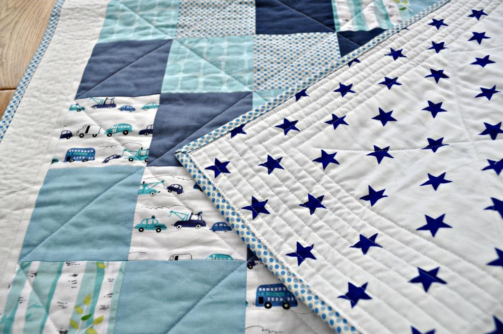 Image of: Cool Baby Boy Quilt Ideas
