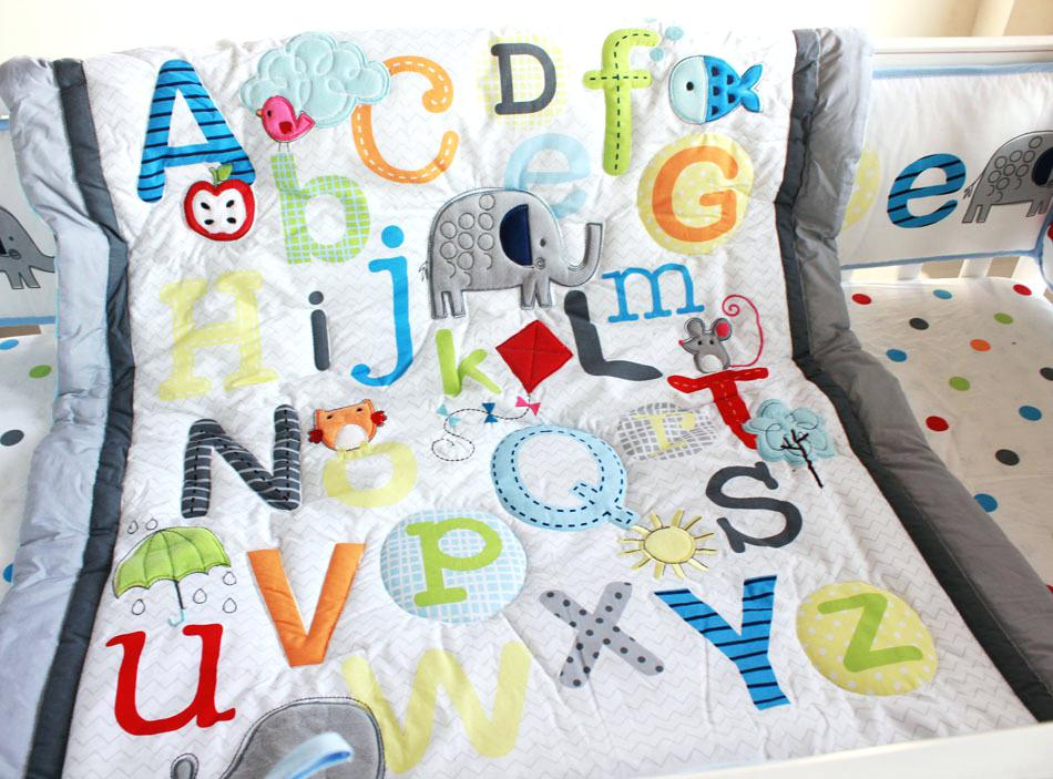 Image of: Cute Baby Boy Quilt Ideas