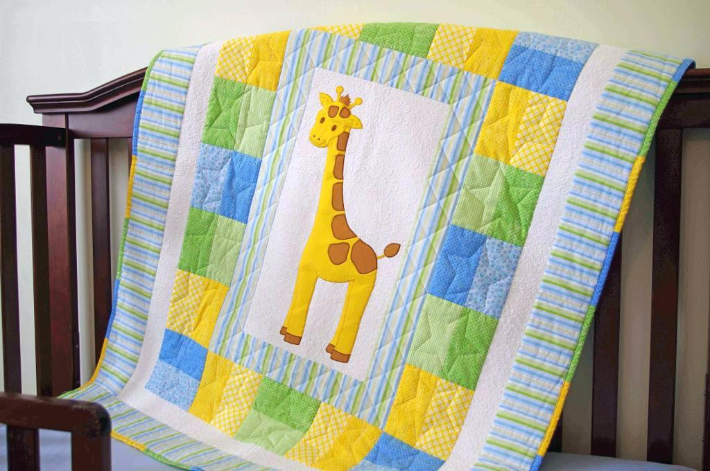 Cute Baby Quilt Ideas