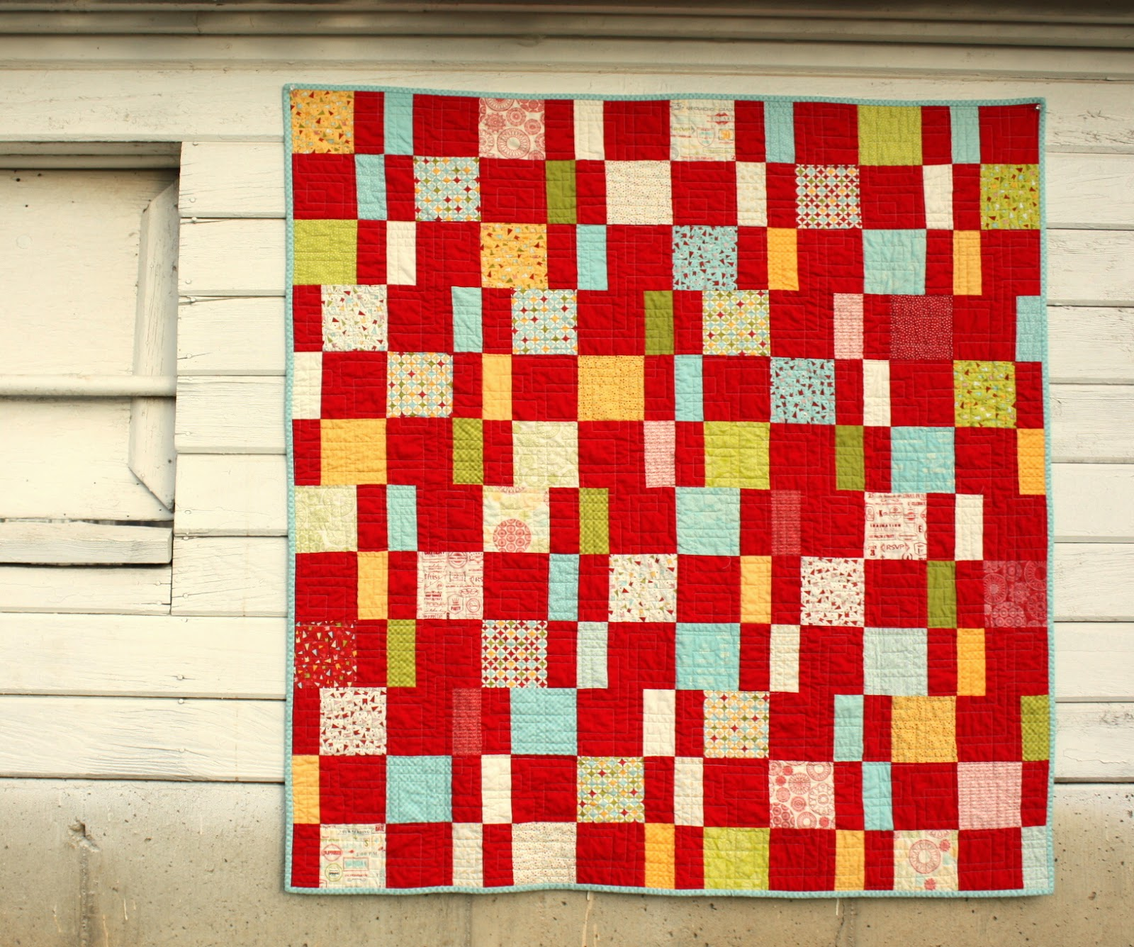 Image of: Cute Quilt Patterns for Men